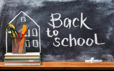 Back to School Tax Free Days