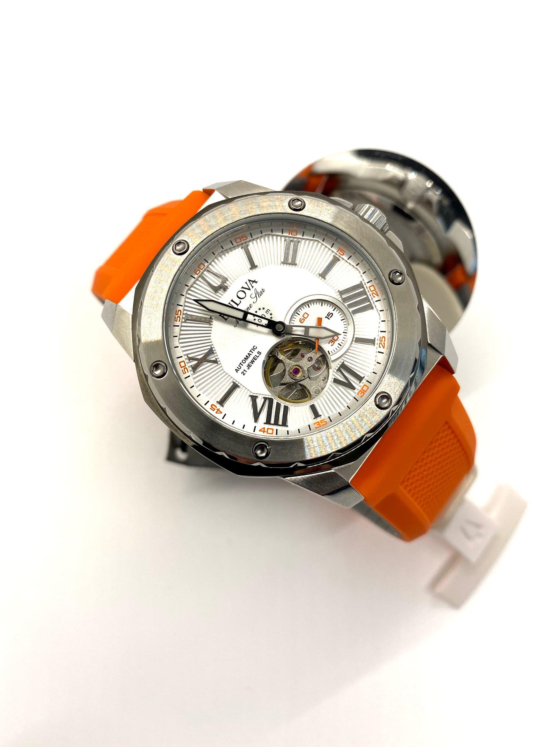 Bulova Men's Automatic Watch